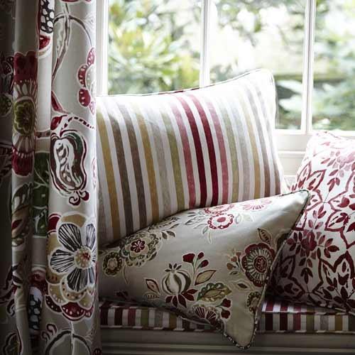 dekostoff abstrakte blumen stoffe jetzt g nstig kaufen. Black Bedroom Furniture Sets. Home Design Ideas