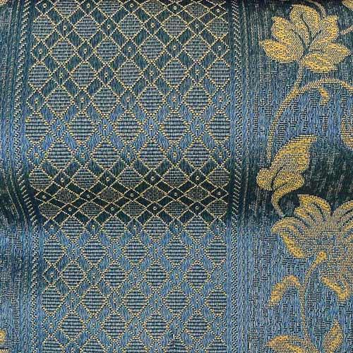 italienische stoffe polsterstoffe blau. Black Bedroom Furniture Sets. Home Design Ideas