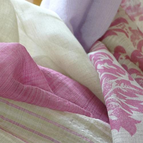 italienischer gardinenstoff farbe petunia. Black Bedroom Furniture Sets. Home Design Ideas