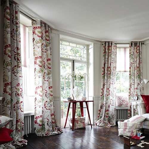 dekostoffe in englischem landhausstil stoffe online. Black Bedroom Furniture Sets. Home Design Ideas